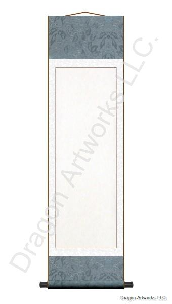 Blank Wedding Scroll - Wedding Registry
