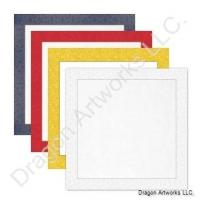 Chinese Blank Paper Painting 10x10 Inch Frame Size