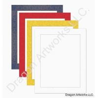 Chinese Blank Paper Painting 11x14 Inch Standard Frame Size